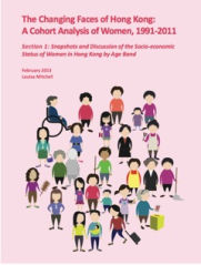 Gender Report cover