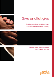Give and Let Give Cover